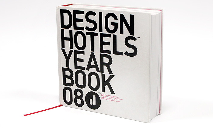 Nejlep sv tov hotely v ro ence design hotels 08 for Design hotels ag