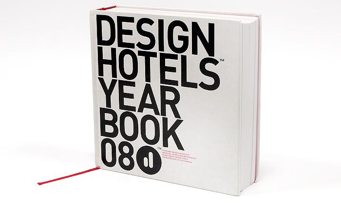 Nejlepší světové hotely vročence Design Hotels 08
