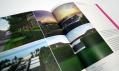 Prostor v knize mají i vizualizace jako u thajského hotelu Alila Cha-Am