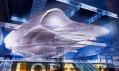 Nové kongresové centrum vŘímě odateliéru Fuksas navizualizaci