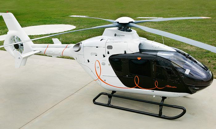 Hermès sespojili sEurocopter kvýrobě helikoptéry