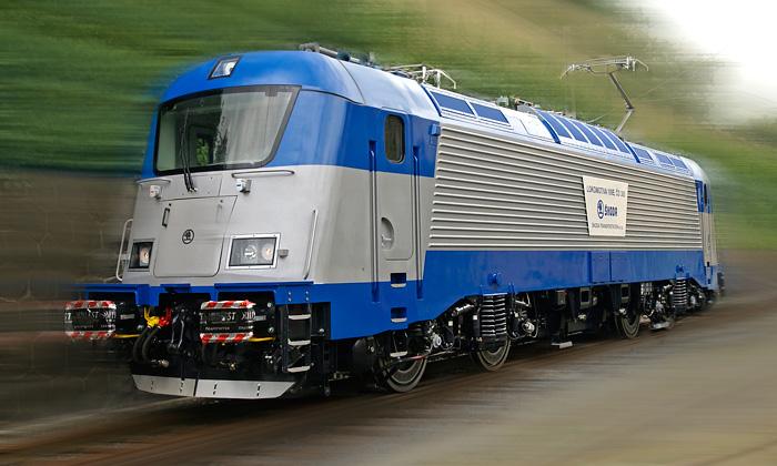 Nová lokomotiva Škoda 109E sdesignem Porsche