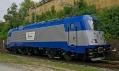 Lokomotiva Škoda 109E s 30 kilometry kabelů a 10 tisíci elektrických spojů