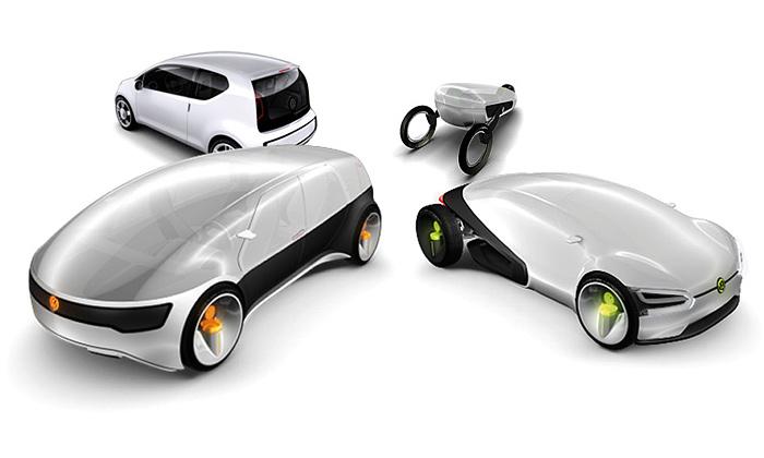 Volkswagen představil své automobily roku 2028