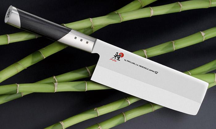 Zwilling uvádí nové samurajské nože Miaybi