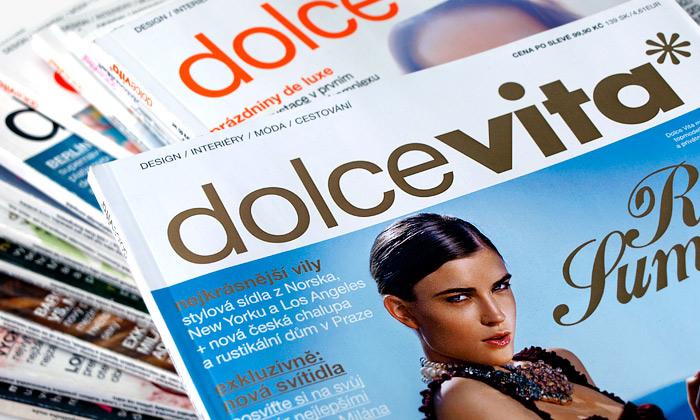 Dolce Vita nejlepším českým časopisem odesignu