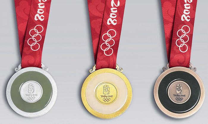 Rozdány první olympijské medaile znefritu