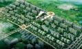 Olympijská vesnice pro sportovce o rozloze 525 tisíc metrů čtverečných