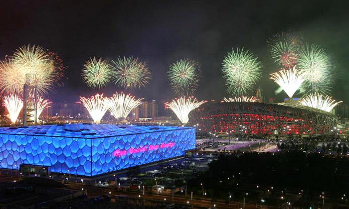 Zahájeny olympijské hry vČíně plné skvostů ikýčů