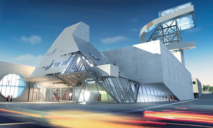 Los Angeles dokončuje kosmickou střední školu