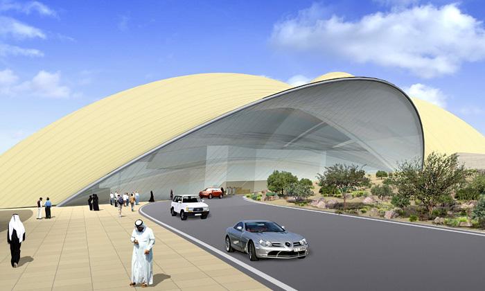 Odhaleno nové Muzeum arabského umění vKataru