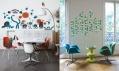 Vybrané vynilové nálepky z francouzského obchodu Domestic