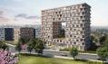 Proděravělá rezidence jako nová dominanta pro Kavčí Hory