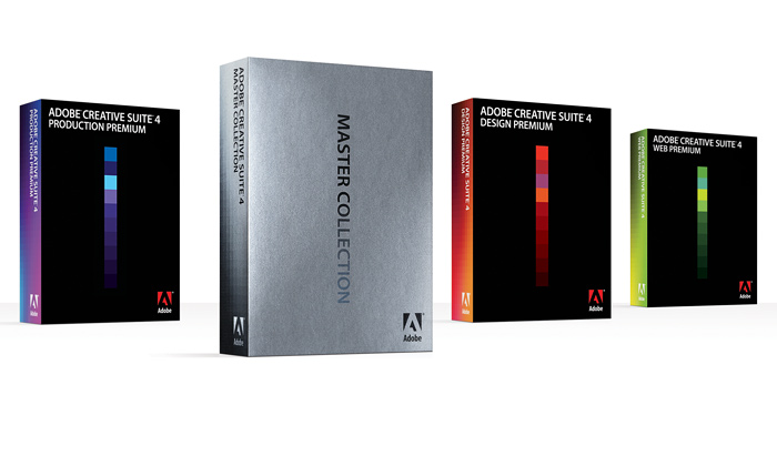 Adobe uvedlo nové nástroje Creative Suite 4