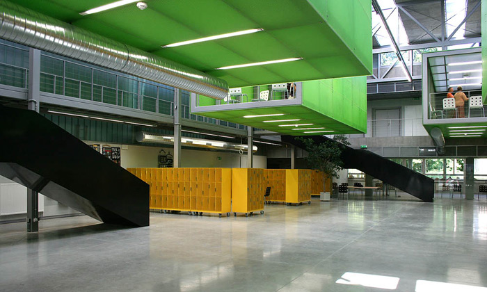 Stavební fakulta ČVUT má nové studijní prostory