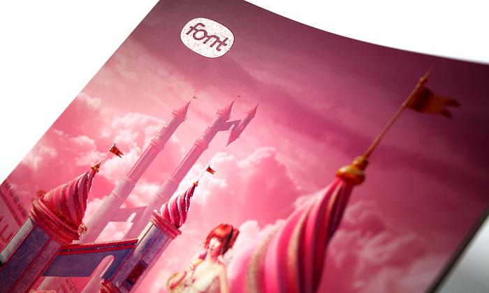Vychází jubilejní stý grafický časopis Font