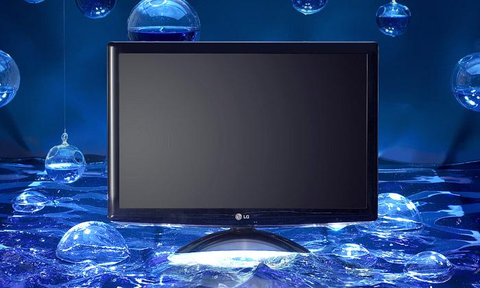Kapalný LCD monitor odLG dostal cenu za design