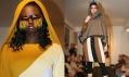 Záběry z módní přehlídky ke kolekci Desert od Martiny Nevařilové