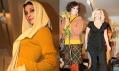 Záběry z přehlídky Desert a návrhářka Martina Nevařilová úplně vpravo