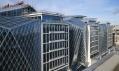 Budova 55 Baker Street od Make Architects se otevře pro Open House London