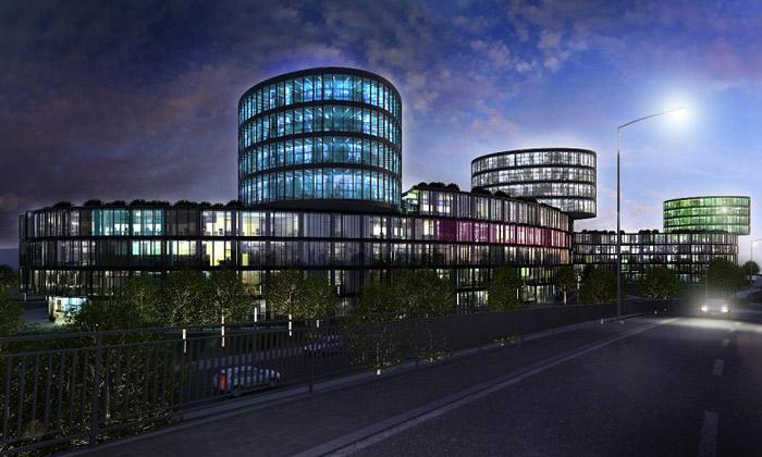 Praha bude mít novou moderní čtvrť Q5 Waltrovka