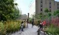 V některých místech se bude nadzemka více podobat parku