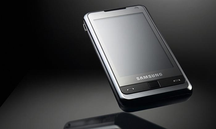 Samsung přichází sdotykovým telefonem Omnia