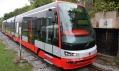 První představený model nové tramvaje Škoda ForCity neboli T15