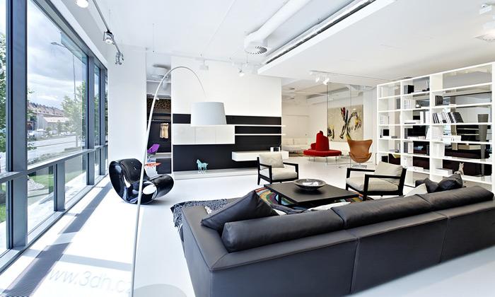 3DH otevřela nový nábytkový showroom vKarlíně