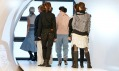Módní přehlídka značky Chatty předvedená pozpátku naDesignblok Fashion Week