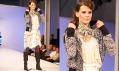 Módní přehlídka značky Chatty předvedená pozpátku na Designblok Fashion Week