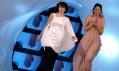 Módní návrhářka Šárka Šišková na přehlídce Designblok Fashion Week 2008
