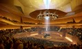 Koncertní síň pro 2000 posluchačů