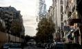 Pohled ze vzdálených ulic nepopře novou dominantu města