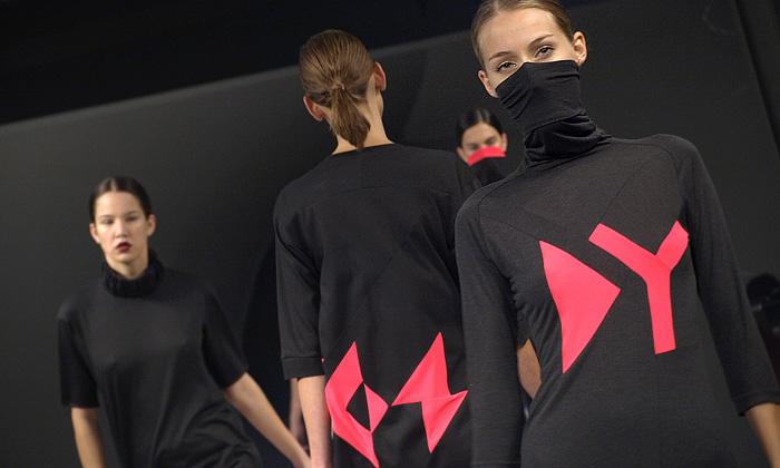 Móda naShooting Fashion Stars ukončila Designblok
