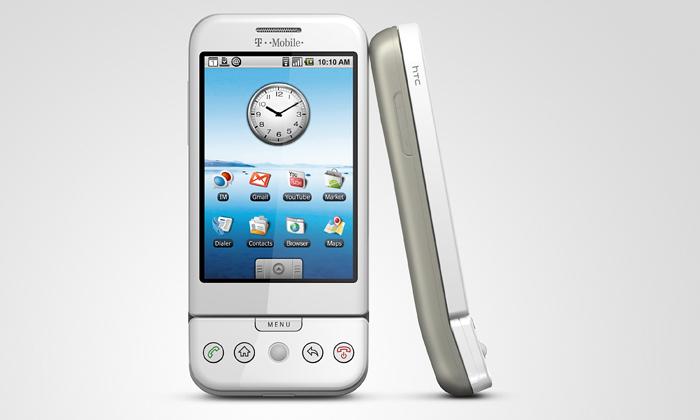 Do prodeje jde první mobilní telefon odGoogle G1