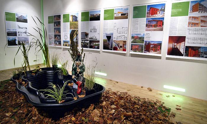 Začíná projekt výstav nazvaný Zelená architektura