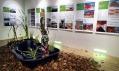 Výstava Zelená architektura vrámci stejnojmenného výstavního projektu