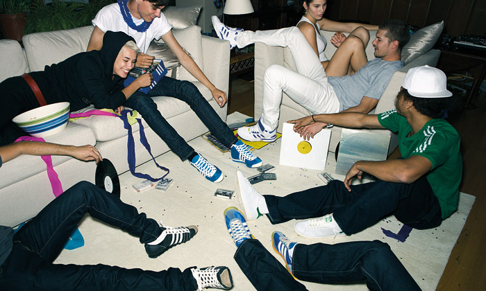 Adidas slaví šedesát let novou partnerskou kolekcí
