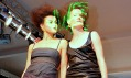 Módní přehlídka značky Chi-chi naříjnovém Designblok Fashion Weeku