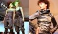 Módní přehlídka značky Chi-chi na říjnovém Designblok Fashion Weeku