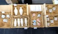 Stánek s porcelánovým ovocem Whitefruits na Designbloku 08