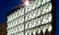 Nová fasáda převážně obchodního domu na Oxford Street od Future Systems