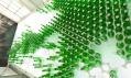 Nová amsterdamská prodejna piva Heineken odstudia Tjep