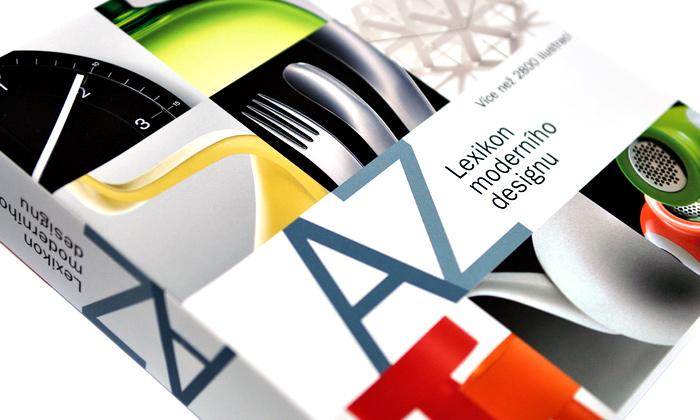 Vychází obsáhlý český Lexikon moderního designu