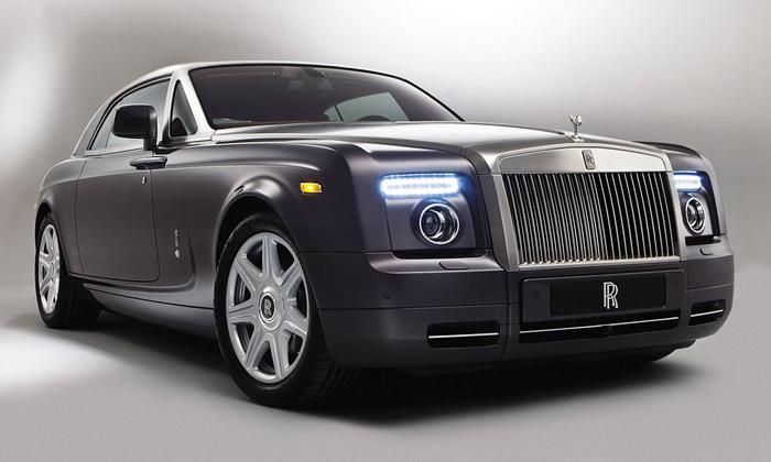 Rolls-Royce Phantom Coupé vrcholem roku 2008