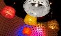 Detaily vystaveného osvětlení v showroomu Bulb od světových značek
