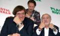 Trojice herců ztvárňující padouchy ve filmech o Jamesu Bondovi