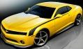 SEMA 2008: Chevrolet Camaro Genuine GM Accessories