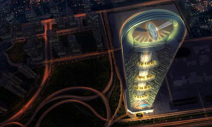 Dubaj ozdobí věž Anara Tower spodobou minaretu
